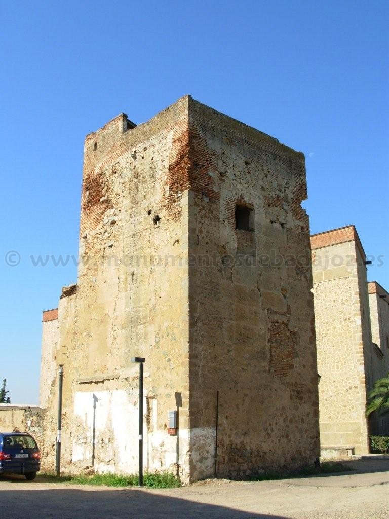 Torre del antiguo Palacio Episcopal